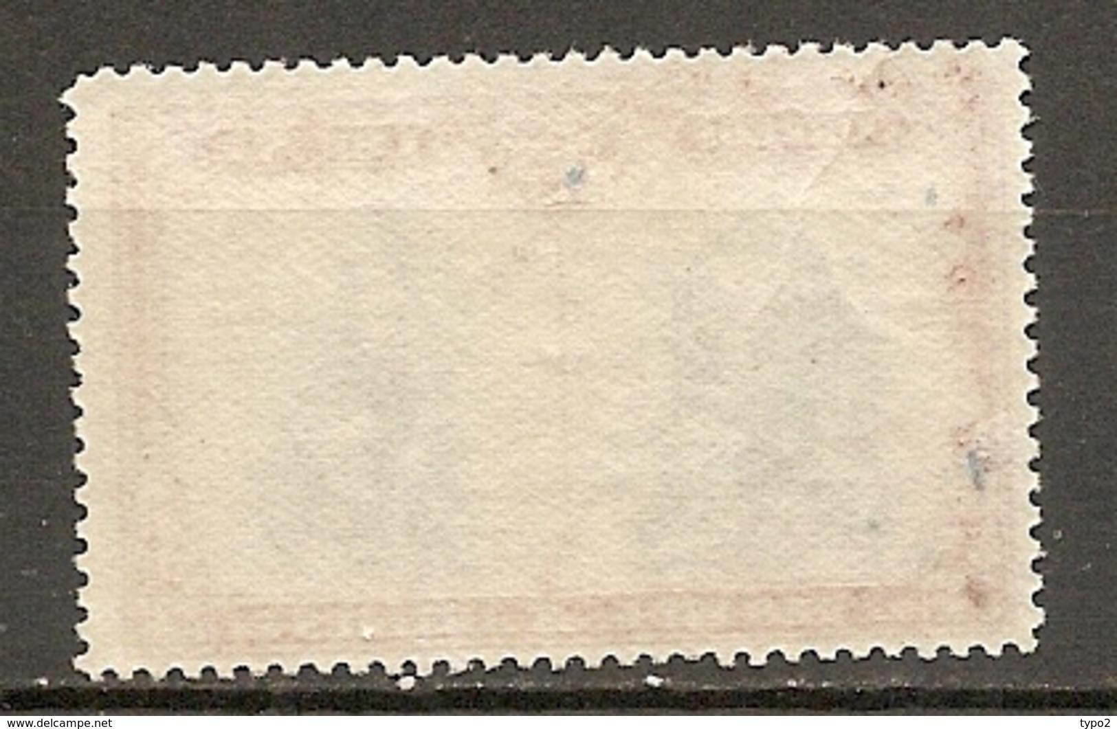 ESPAGNE - Yv. N° 344  *  25c Catacombes, Série De Tolède Cote 5,25 Euro BE   2 Scans - Ungebraucht