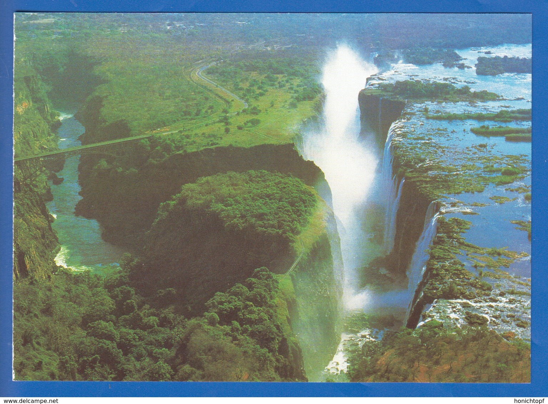 Simbabwe; Victoriafälle - Simbabwe