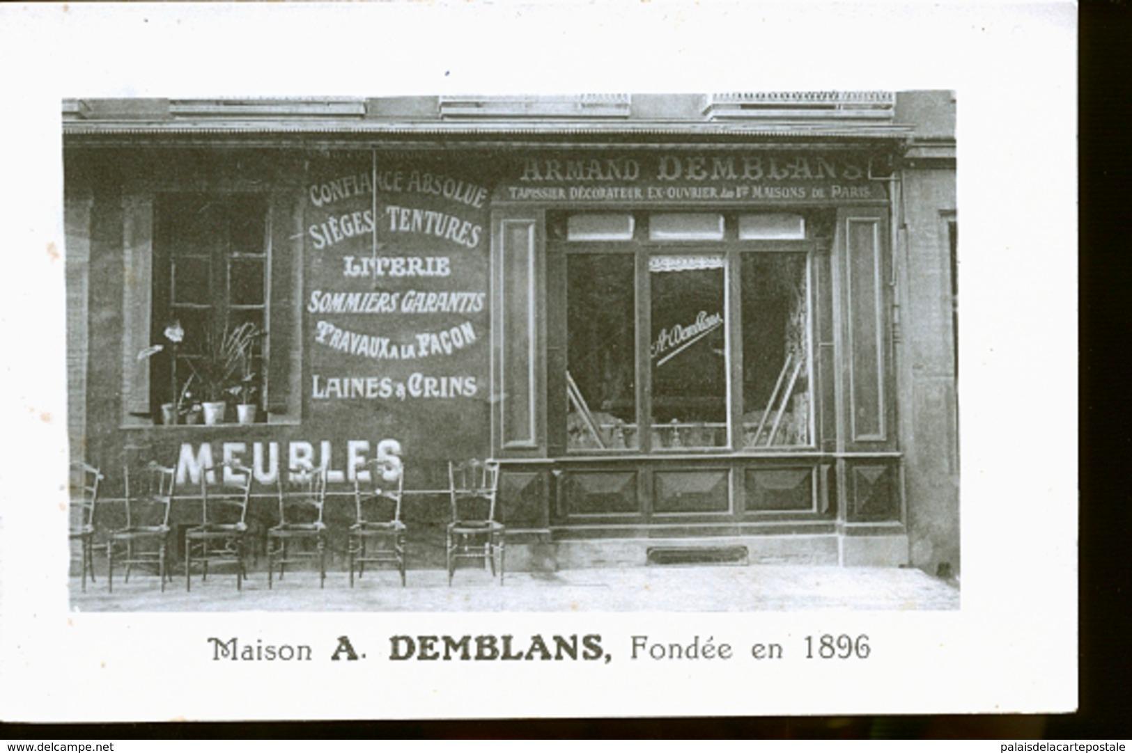 TOULOUSE   MEUBLES DEMBLANS         JLM - Toulouse