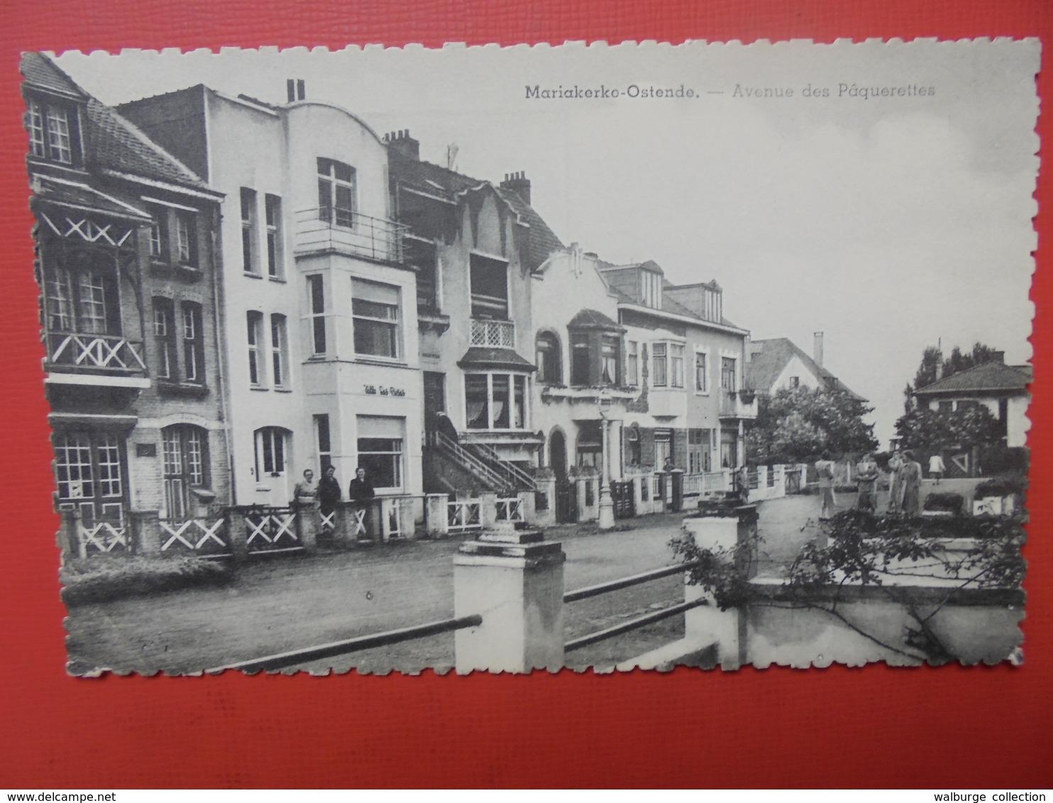 Mariakerke-Oostende :Avenue Des Pâquerettes (M207) - Oostende