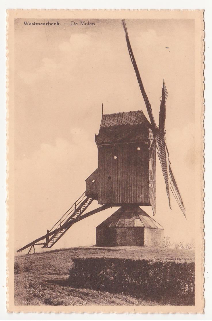 Westmeerbeek: De Molen. - Hulshout