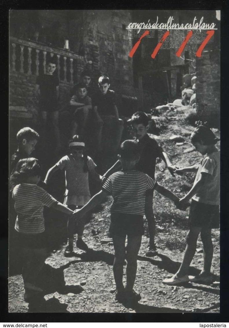 Congrès Cultura Catalana 1977. Campanya Llengua, Etc. Nueva. - Eventos