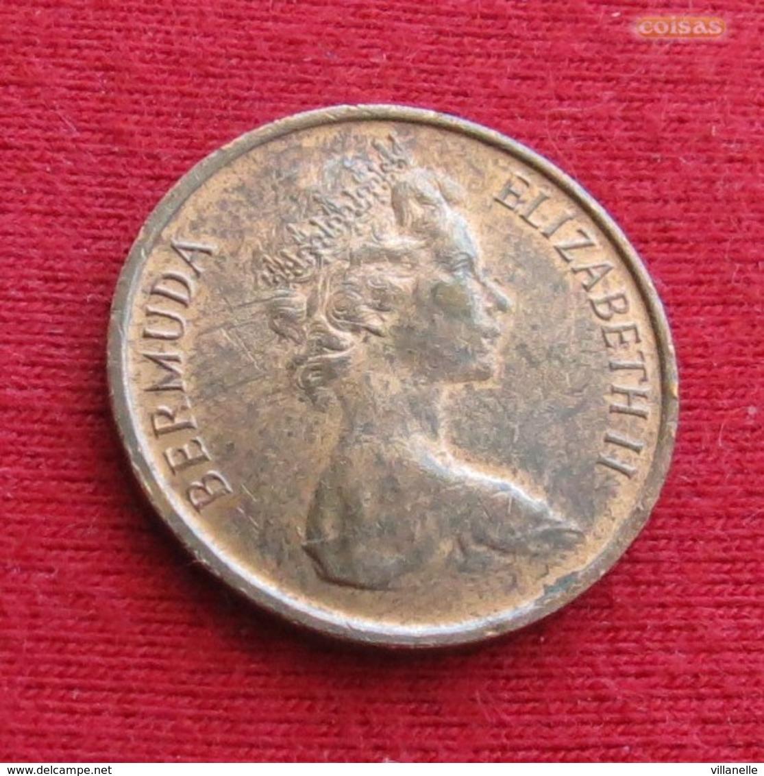 Bermuda 1 Cent 1977 KM# 15 Bermudes Bermudas - Bermudes