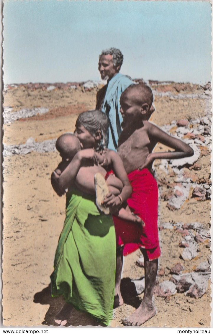 Afrique : DJIBOUTI :  Types  Issa - Gibuti
