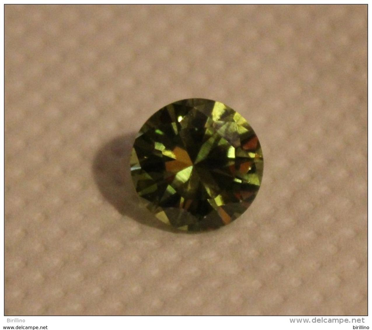 Zircone Verde - Ct. 11.25 - Zircone