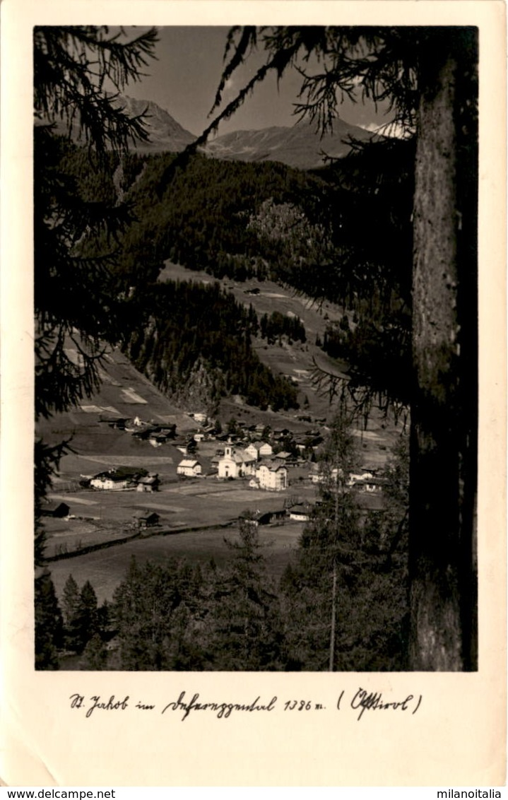 St. Jakob Im Defereggental, Osttirol - Defereggental
