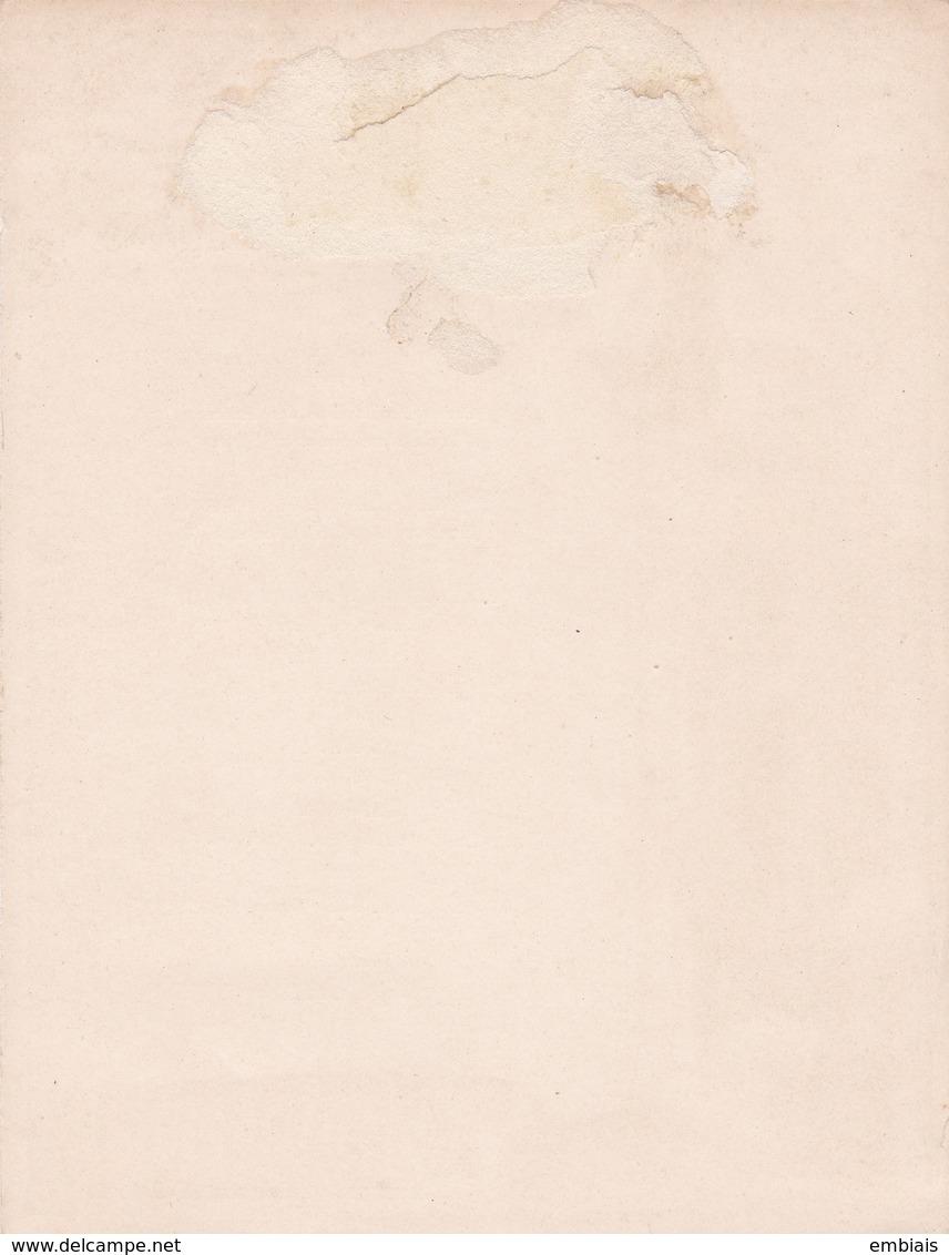 Menu GRAND-HÔTEL, Paris .Vendredi 27 Décembre 1895.Illustration Chat Noir,Chien,Lapin...Devambez, Graveur Imp.Panoramas - Menus