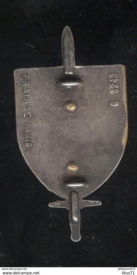 Insigne Ecole D'Application De L'Infanterie - Fraisse - Army
