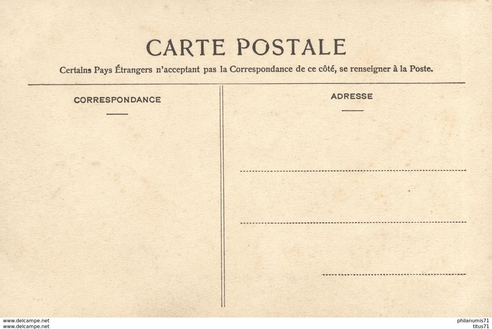 CPA  Ars - Avenue De L'Eglise - Non Circulé - Ars-sur-Formans