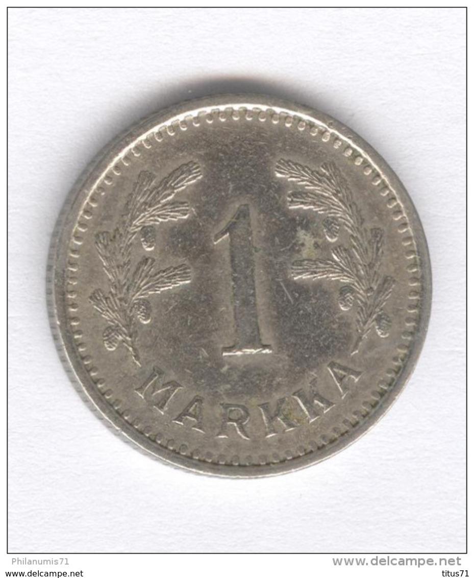 1 Markka Finlande / Finland 1939 - Finlande