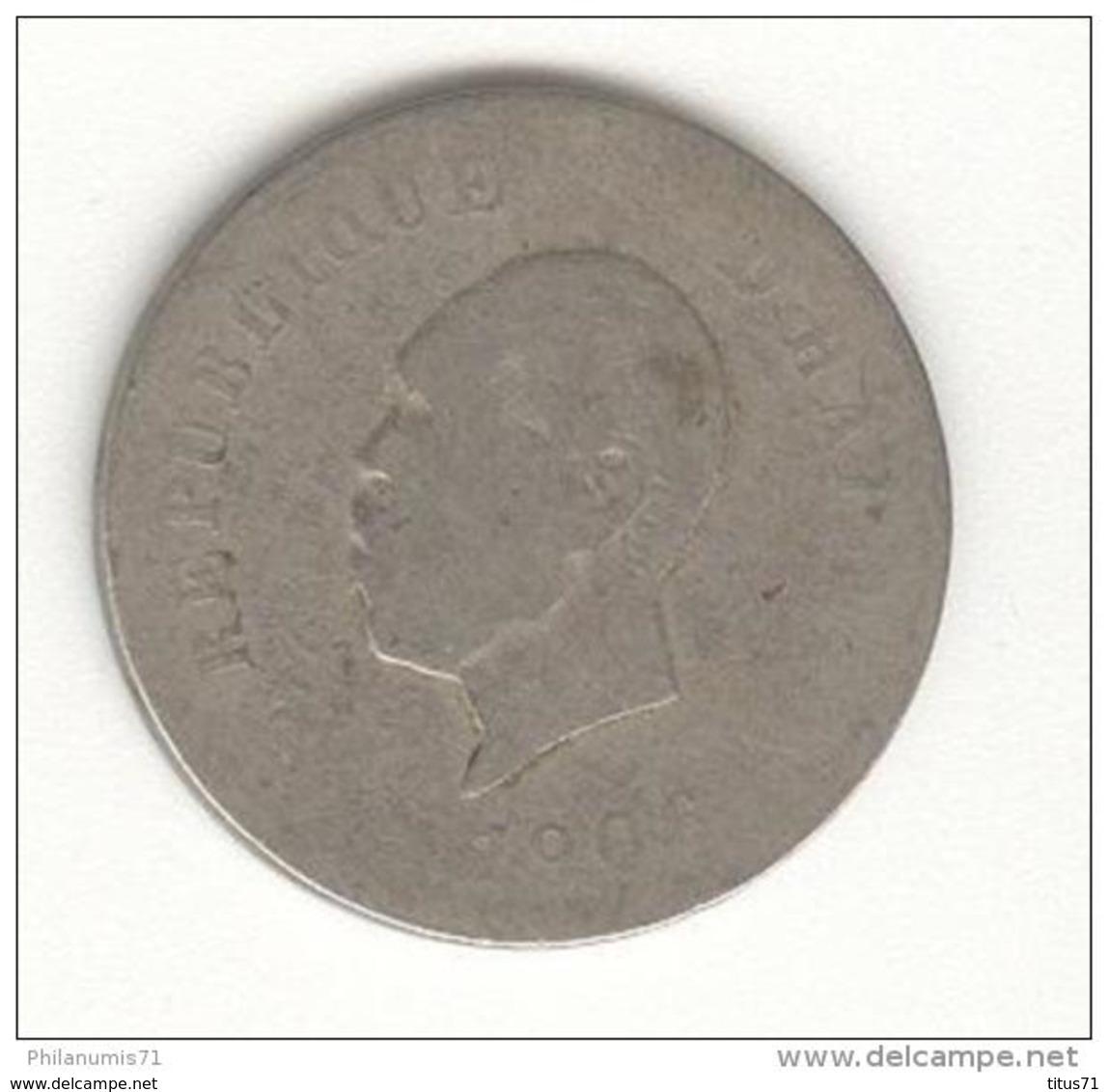 10 Centimes Haiti 1906 - Haïti