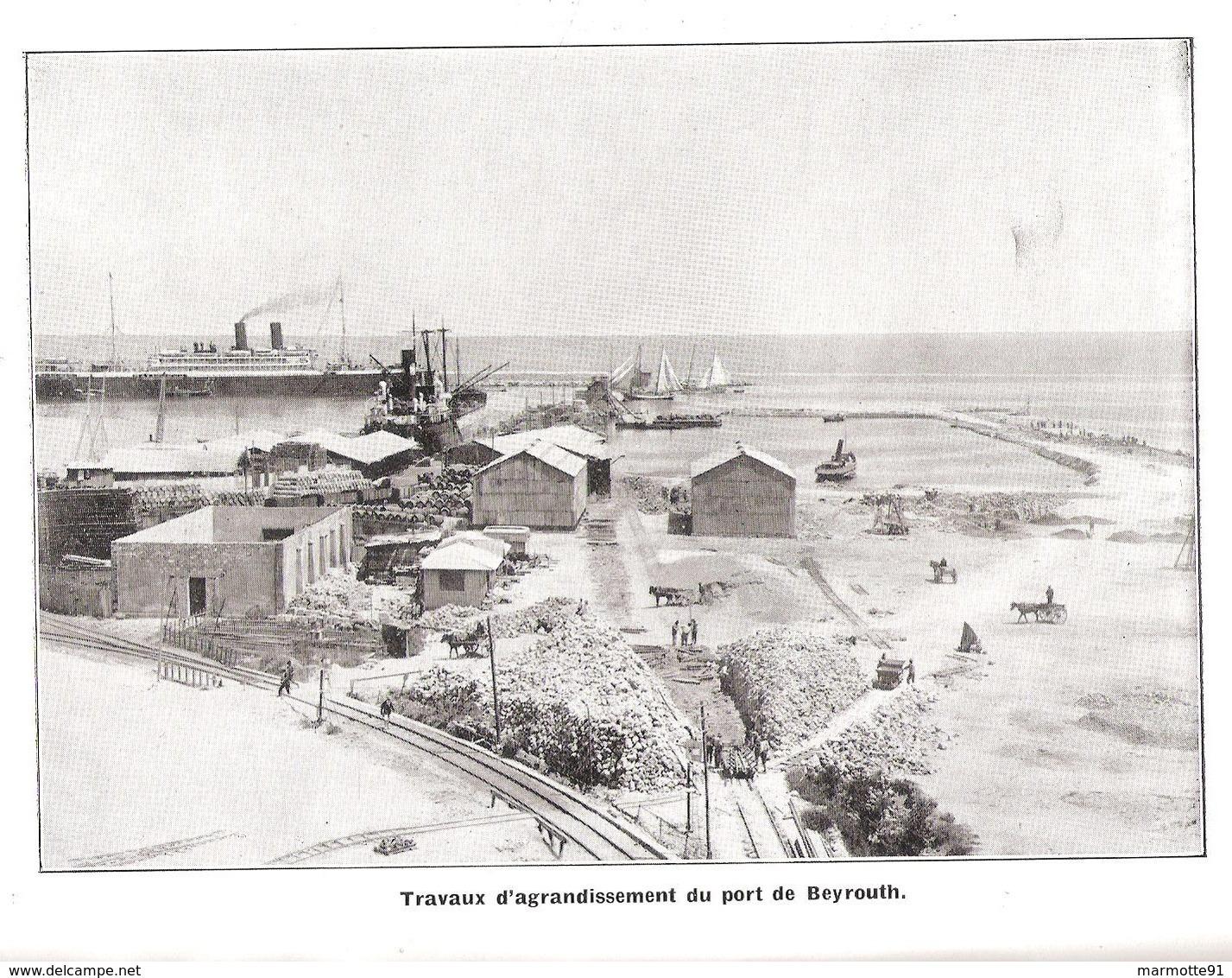 SYRIE ET LIBAN SOUS OCCUPATION ET MANDAT FRANCAIS 1919 1927 LEVANT ARMEE ADMINISTRATION - Français