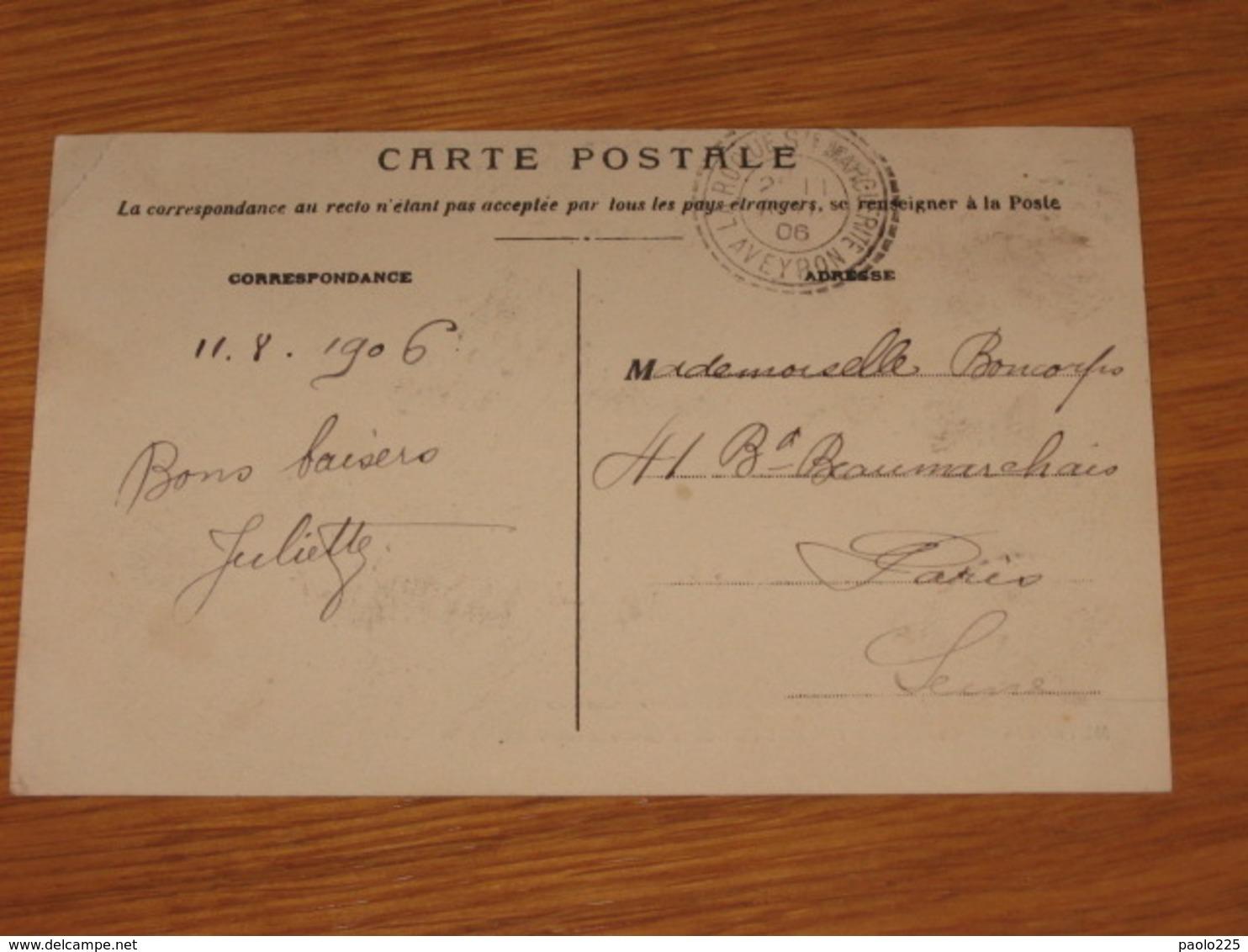 FRANCIA DARGILLAN BN VG 1906                 DATE UN'OCCHIATA!!! - Non Classificati