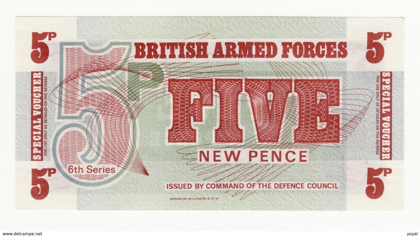 BRITISH ARMED FORCES A TTB - Non Classés
