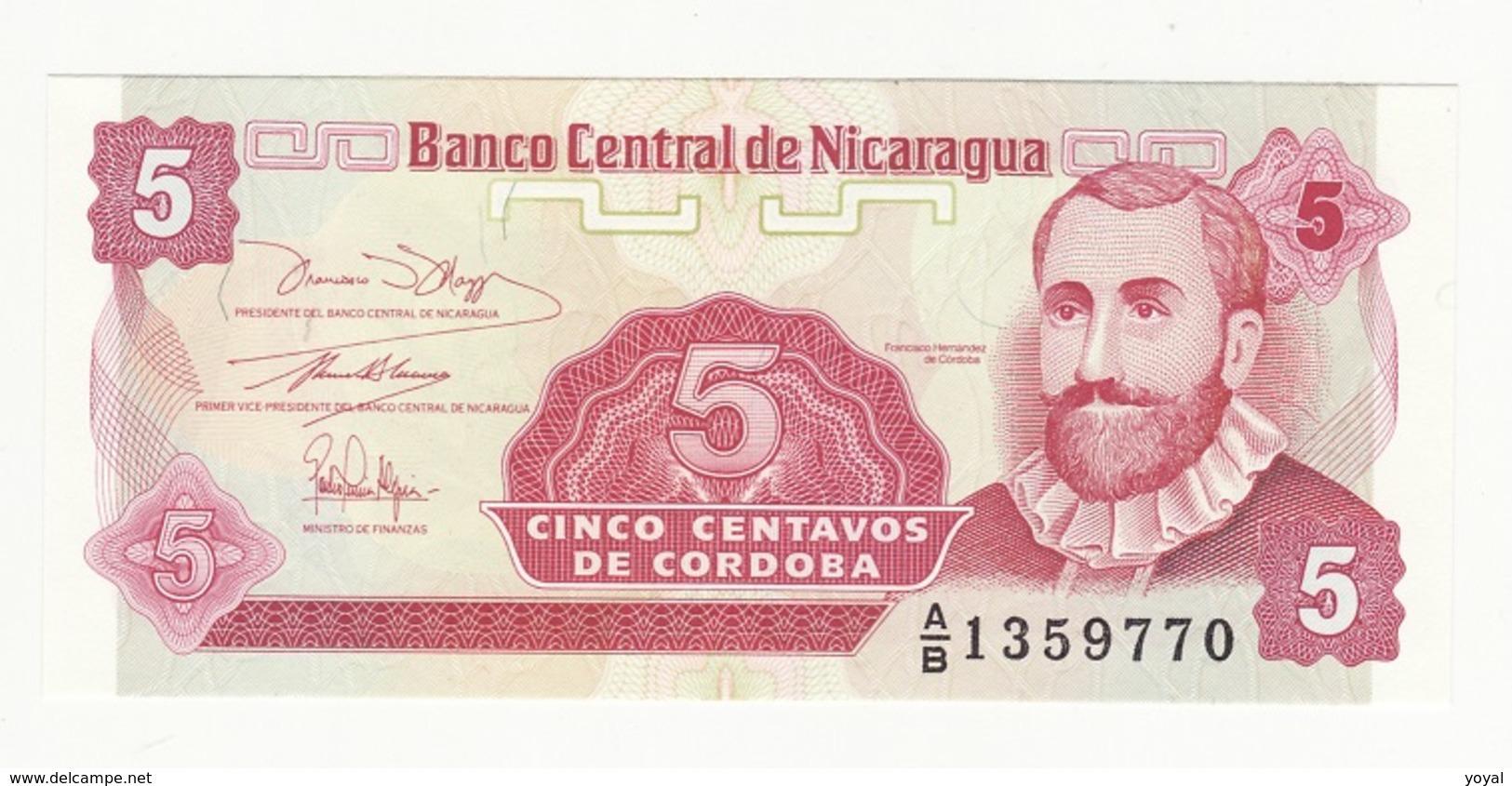 NICARAGUA A TTB - Nicaragua