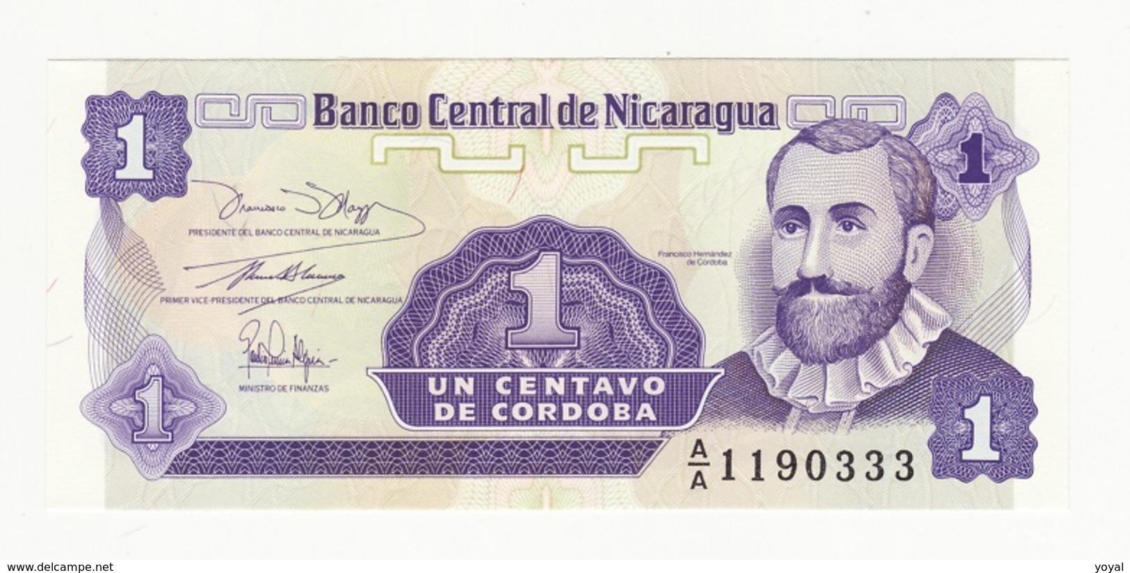 NICARAGUA B TTB - Nicaragua