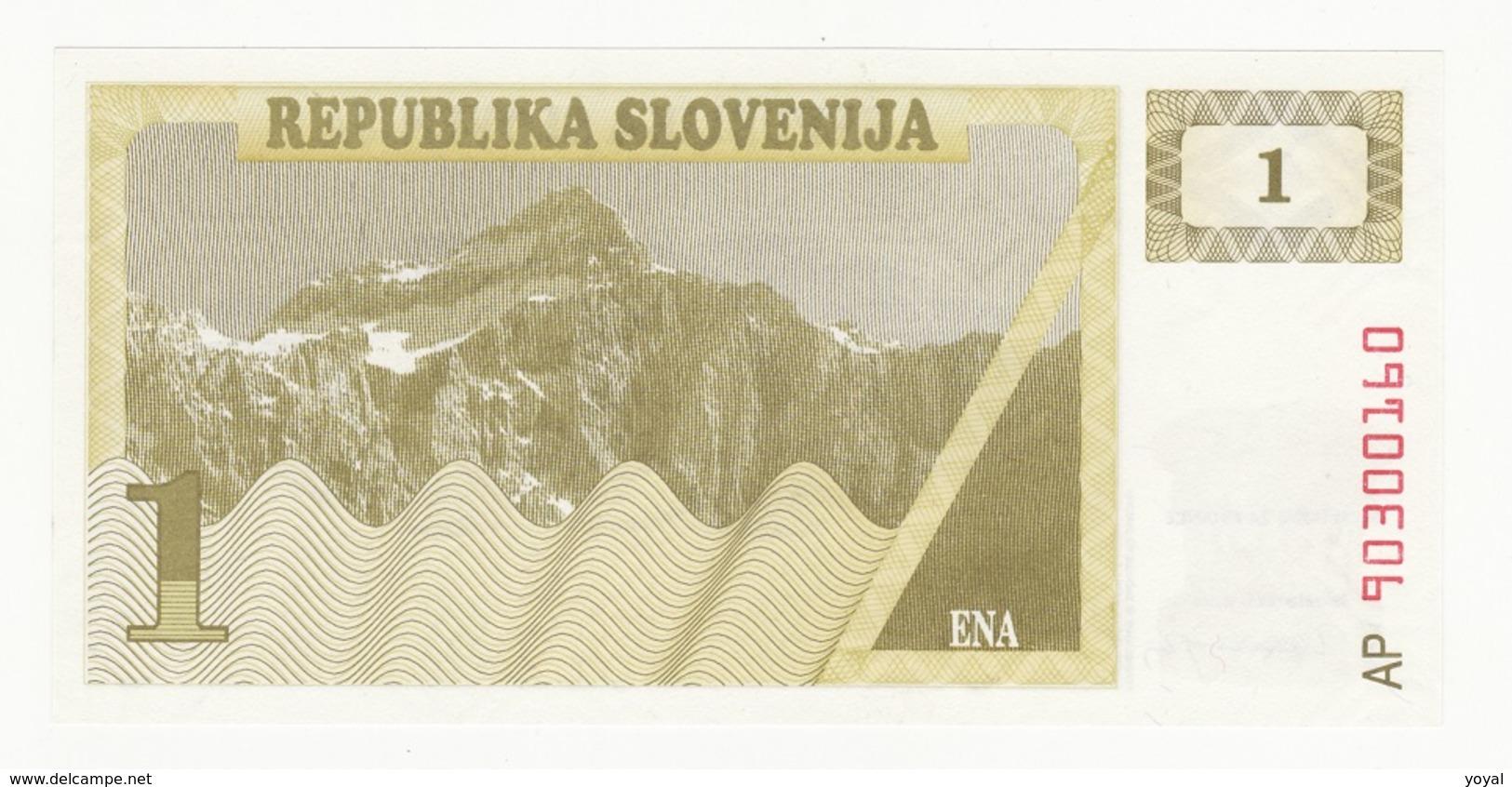 SLOVENIE A TTB - Slovénie