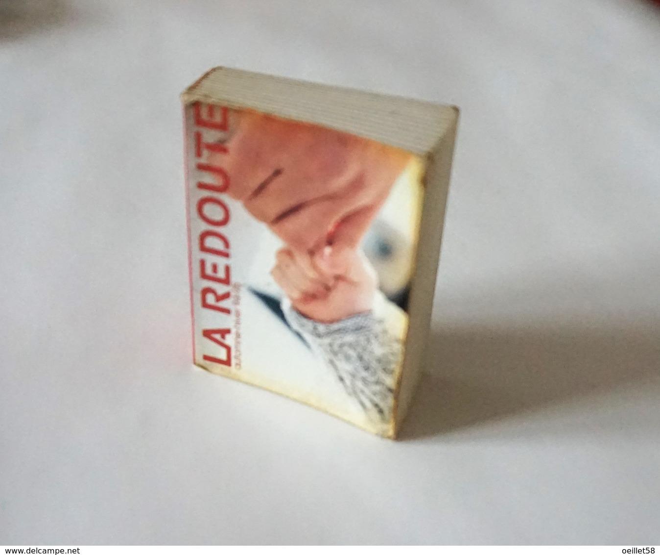 "Magnet Publicitaire ""LA  REDOUTE"" - Pubblicitari"