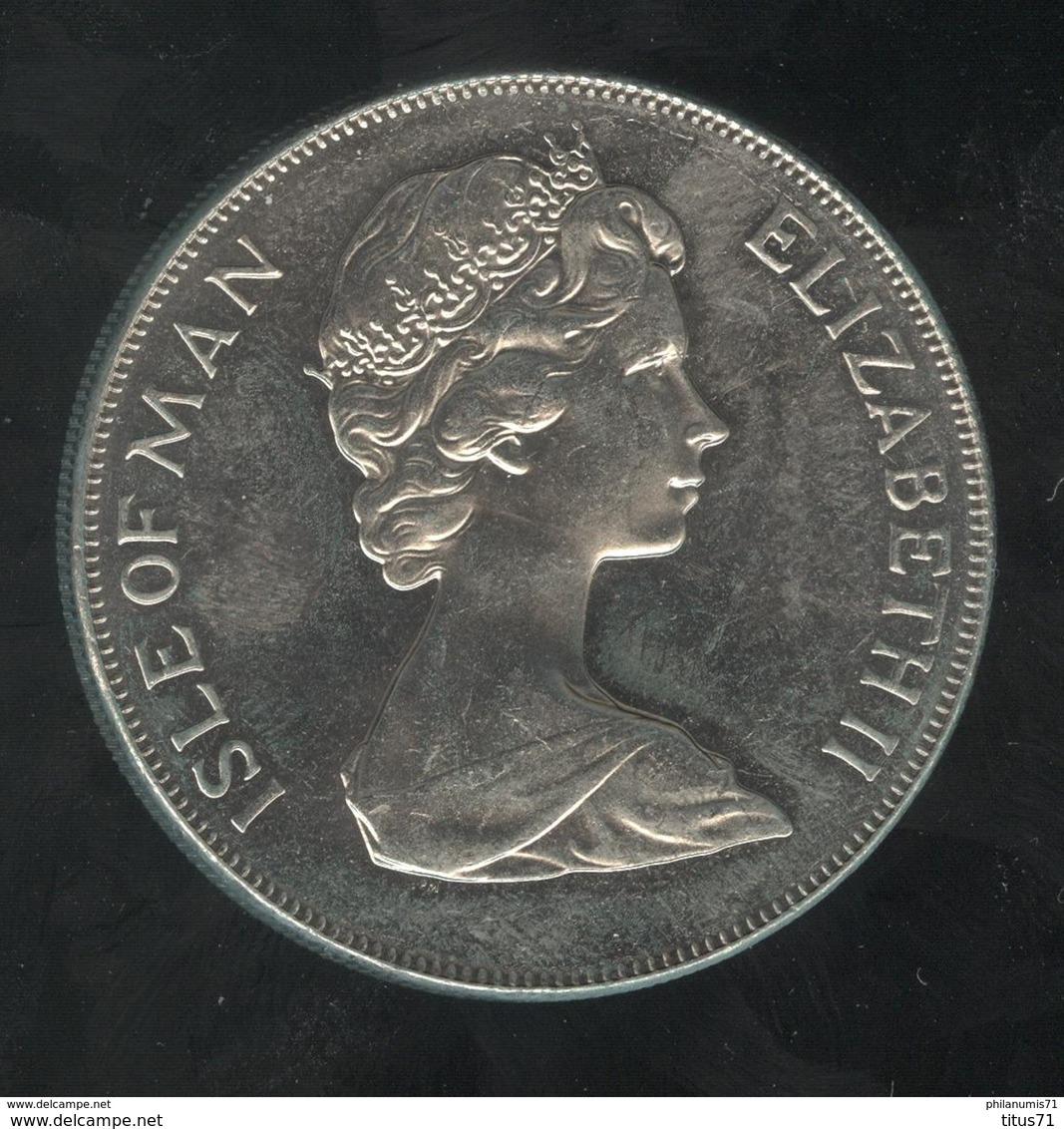 1 Crown Ile De Man 1978 - Otros – Europa