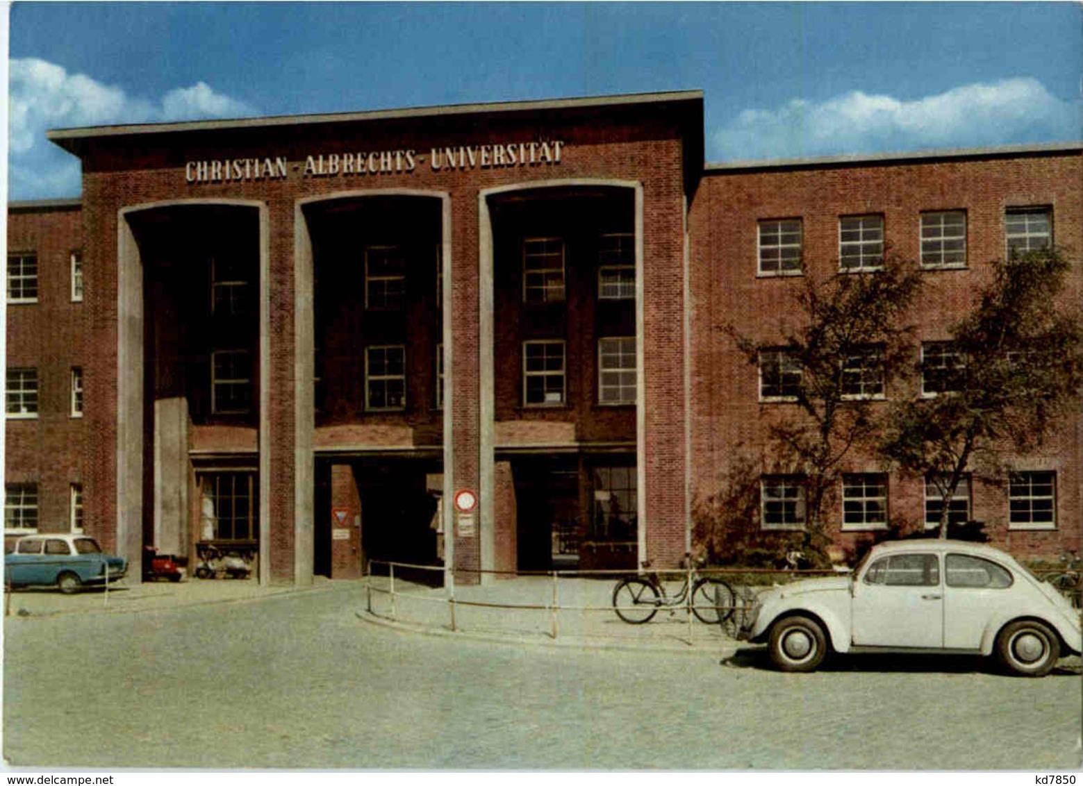 Kiel - Christian Albrechts Universität - VW Käfer - Kiel