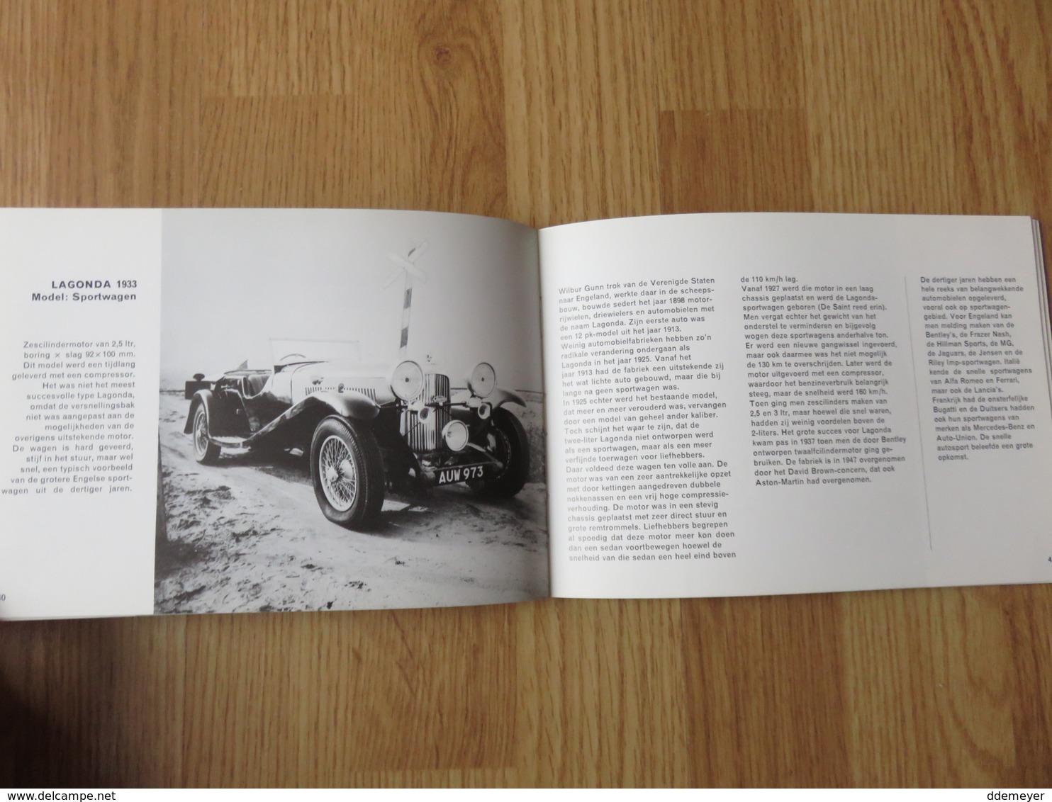 Spyker Auto H.C. Ebeling Lips Autotron 81blz - Praktisch