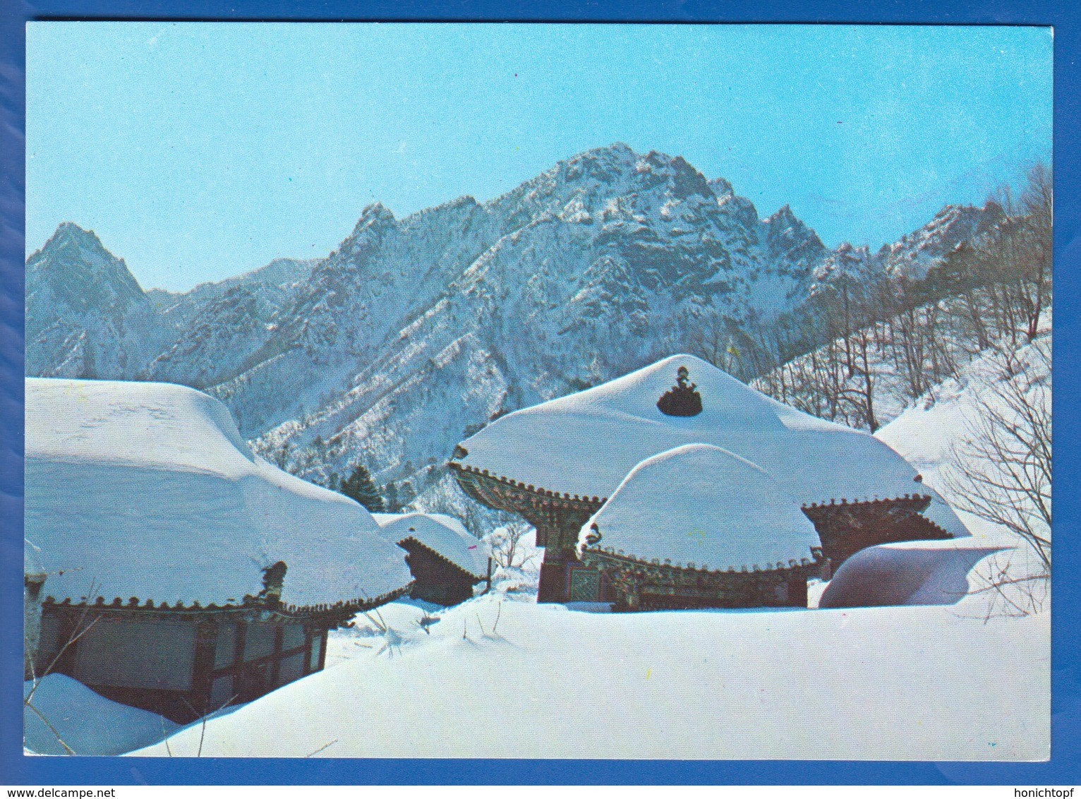 South Korea; Sinheung Temple - Korea (Süd)