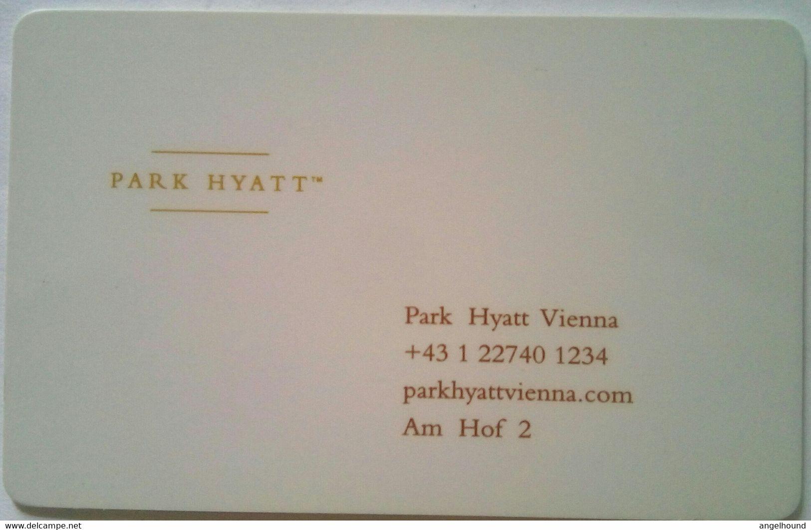 Hyatt Regency - Cartes D'hotel