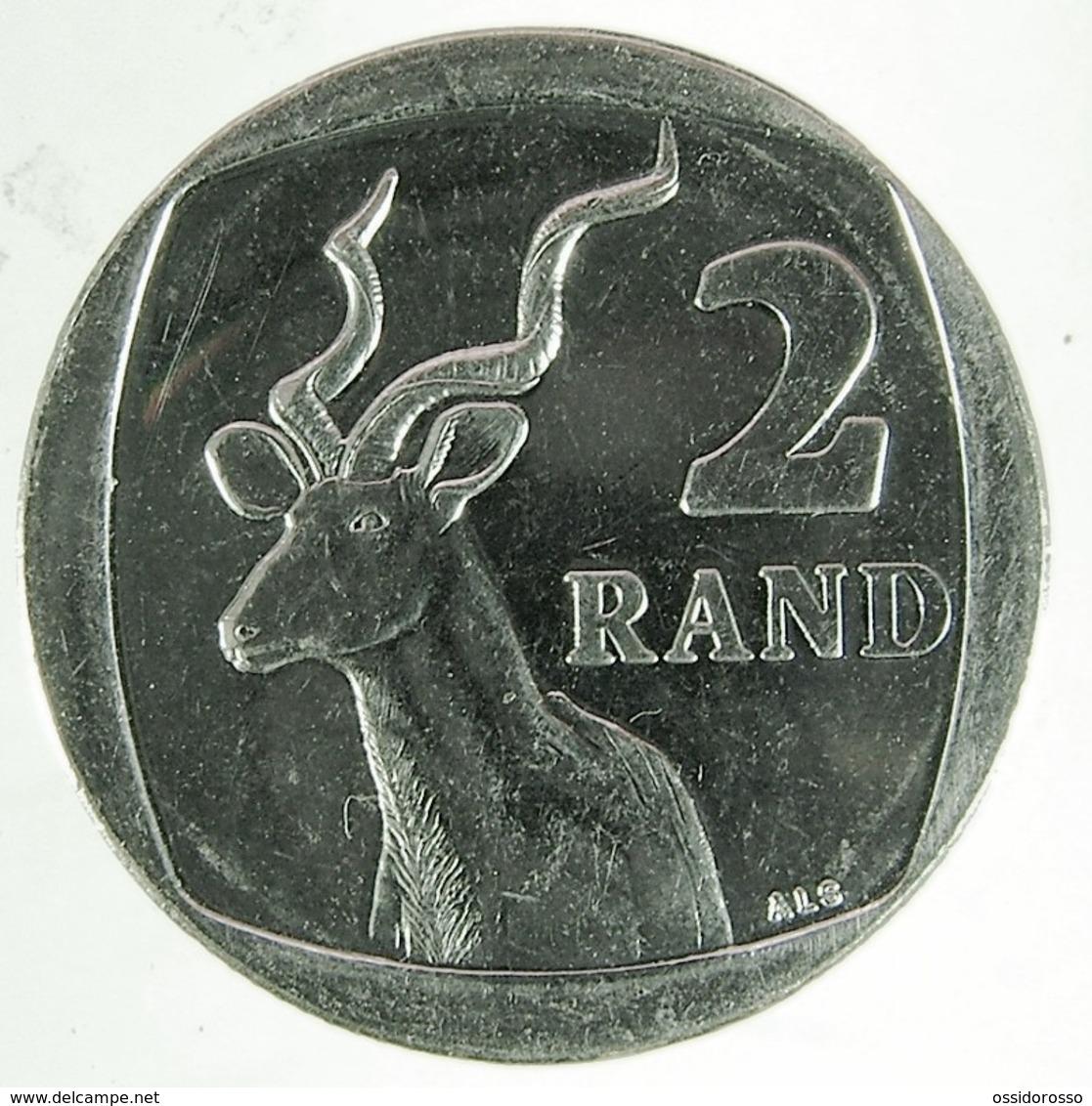 South Africa 2 Rand 2018 - F (fine) - Sud Africa