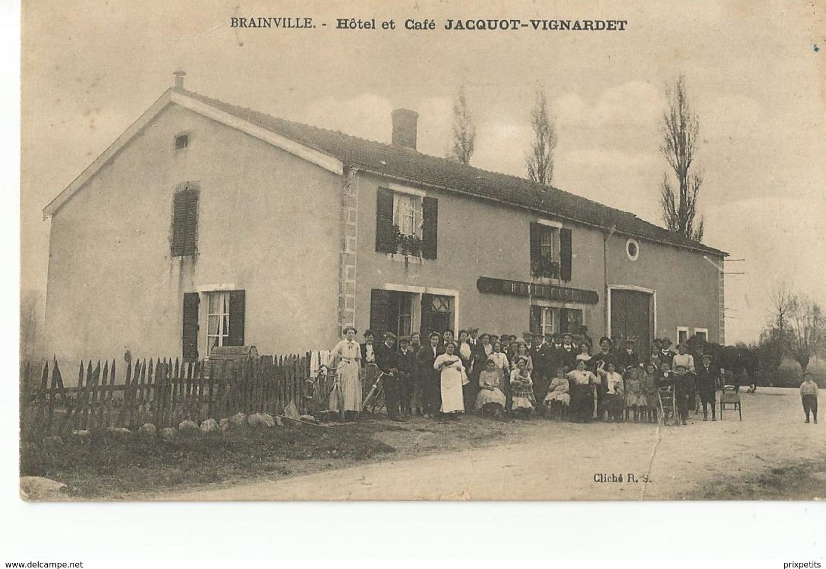 BRAINVILLE °  160 - France
