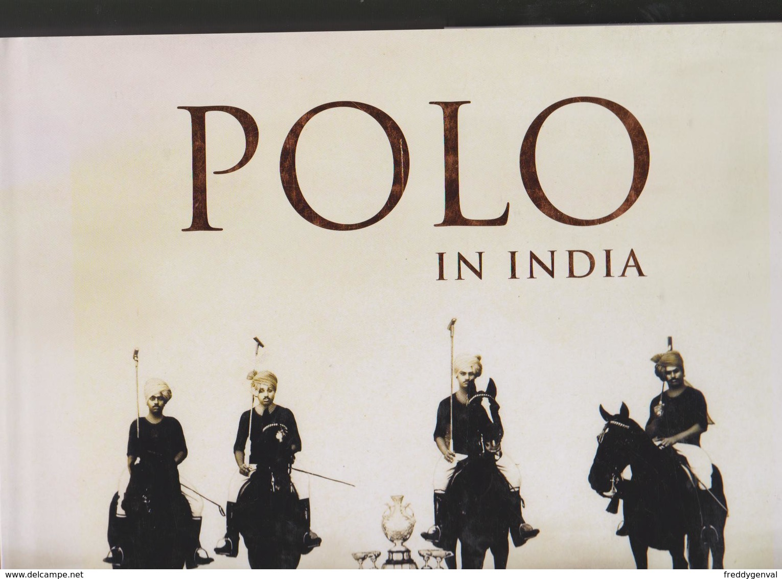 POLO IN INDIA - Deportes
