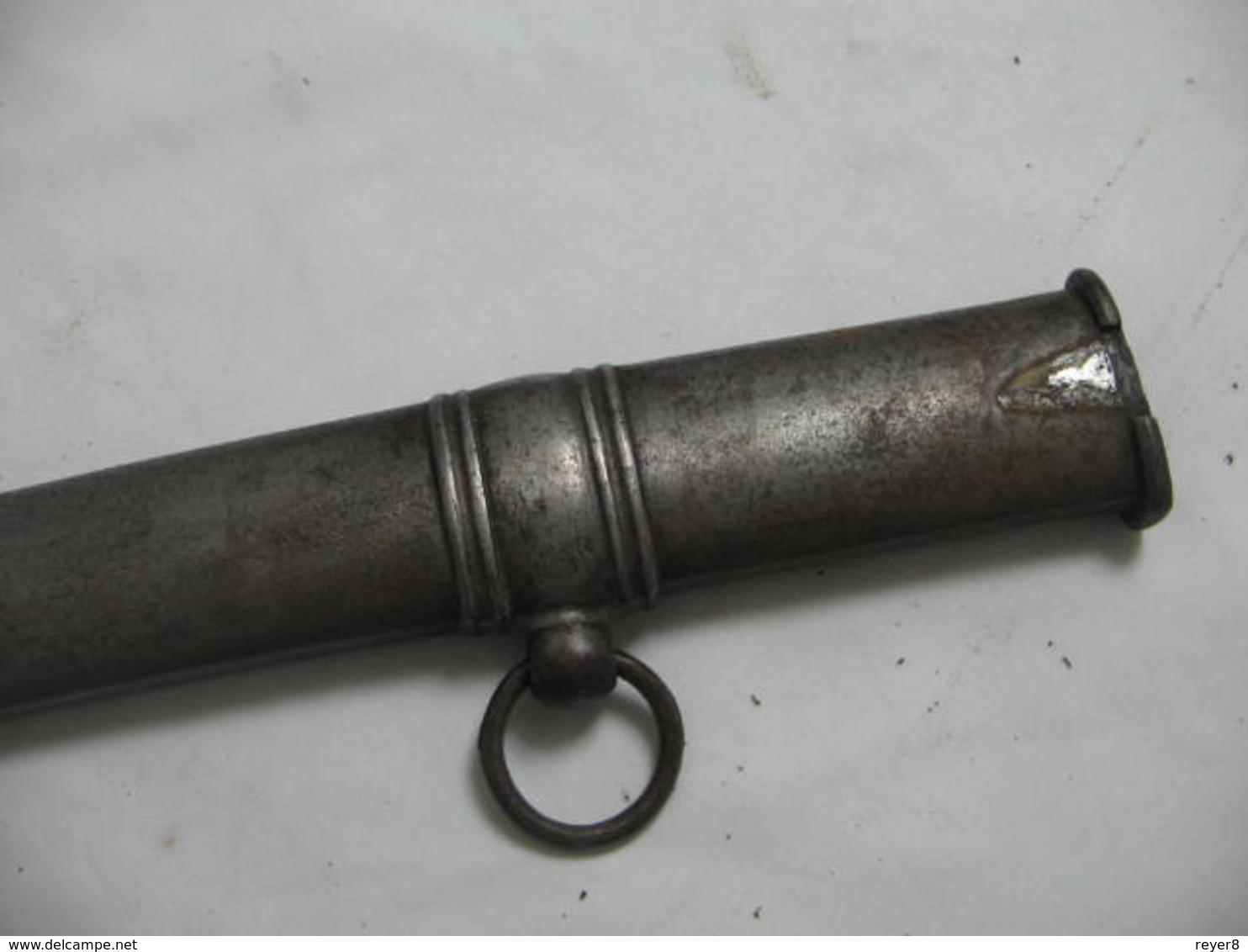 Sabre AN IX 1er Empire Napoleon, Old Sword, Alte Säbel, - Armes Blanches