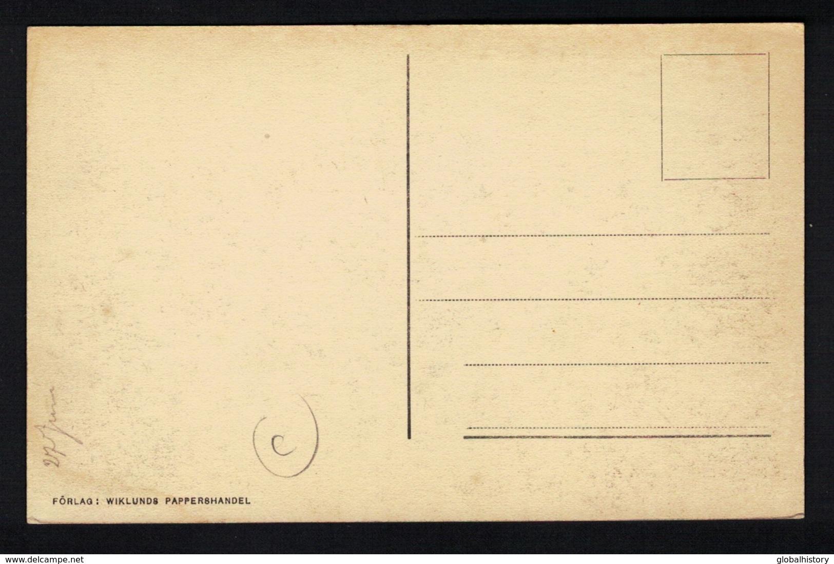 DE1688 - SWEDEN -PANORAMA ÖVER MALMBERGET MED BOLAGSHOTELLET - Sweden
