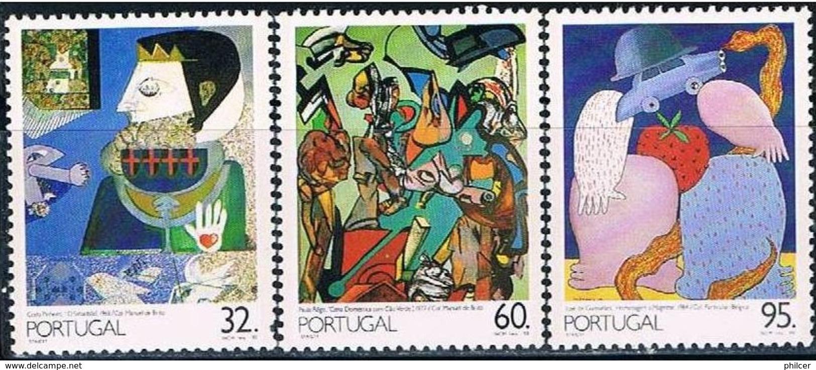 Portugal, 1990, # 1961/3, MNH - 1910-... República