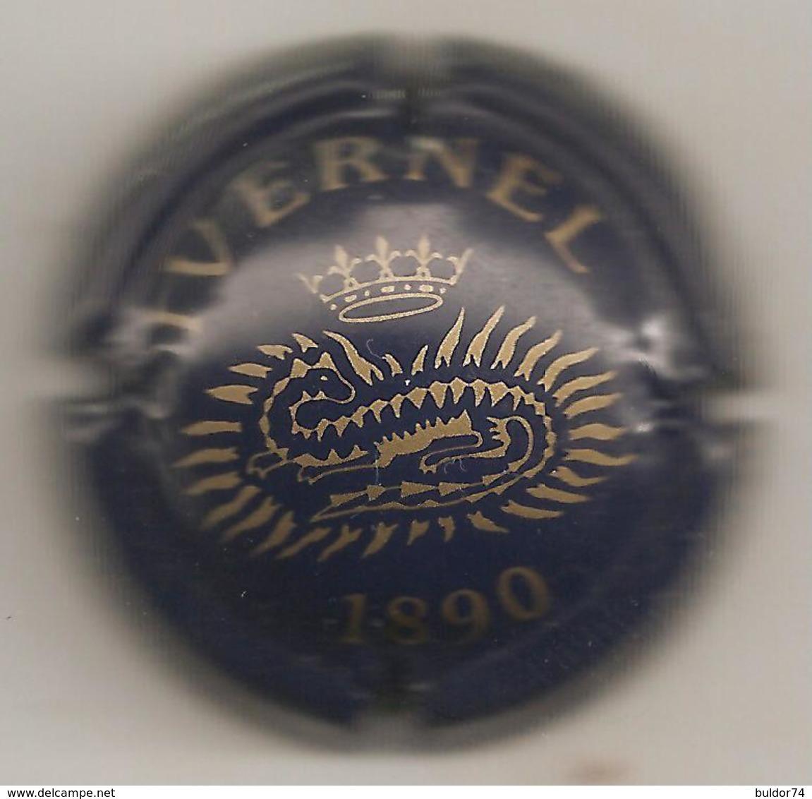 Capsule  IVERNEL  N° 1 - Champagne