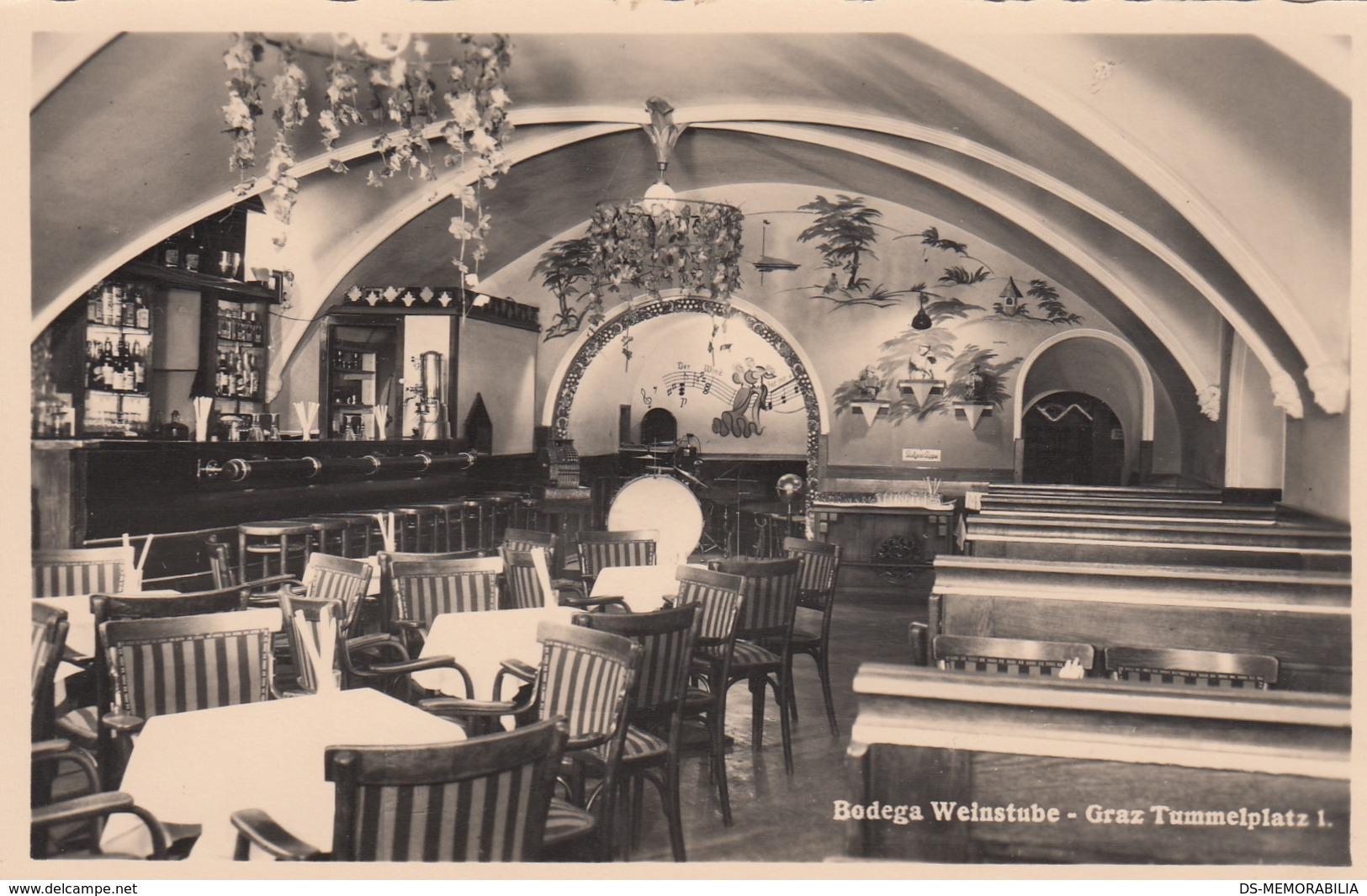 Graz - Bodega Weinstube - Graz
