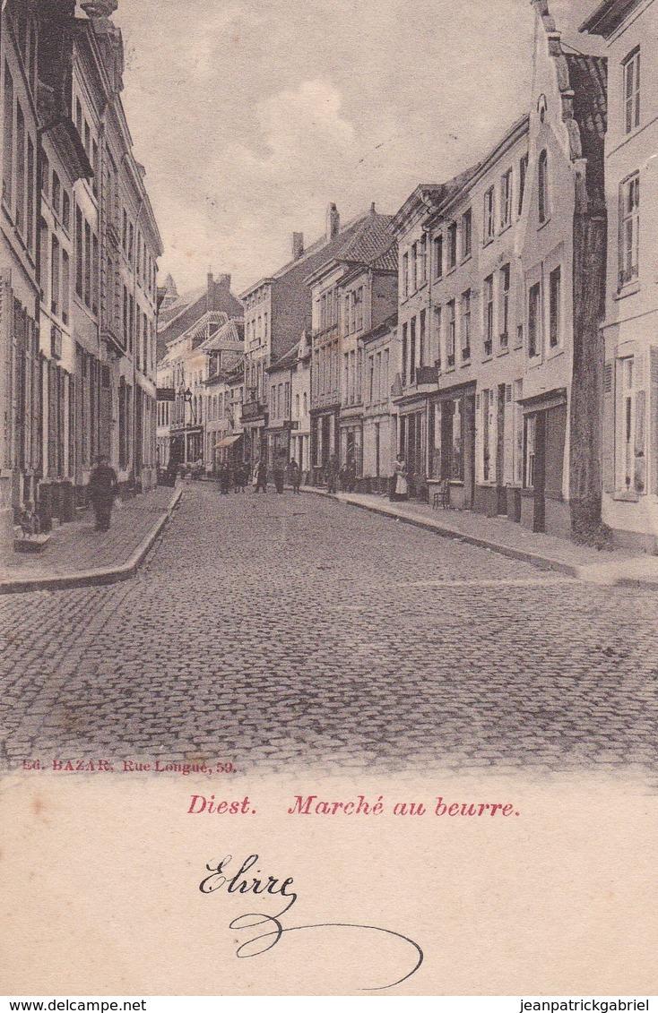 119 Diest Marche Au Beuurre - Diest