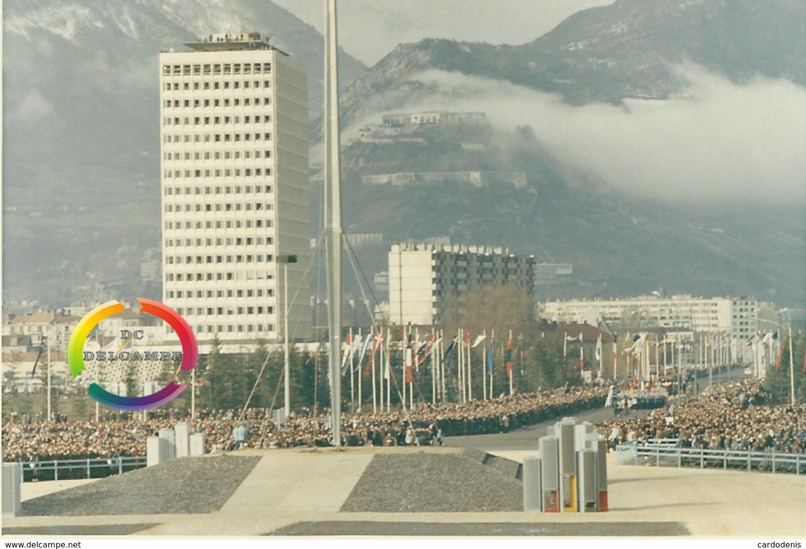 Jeux Olympiques De Grenoble 1968 N°7 - Grenoble