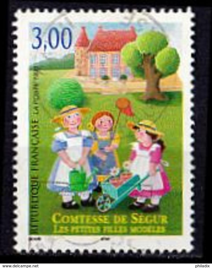 FRANKREICH Mi. Nr. 3395 O (A-1-25) - Gebraucht