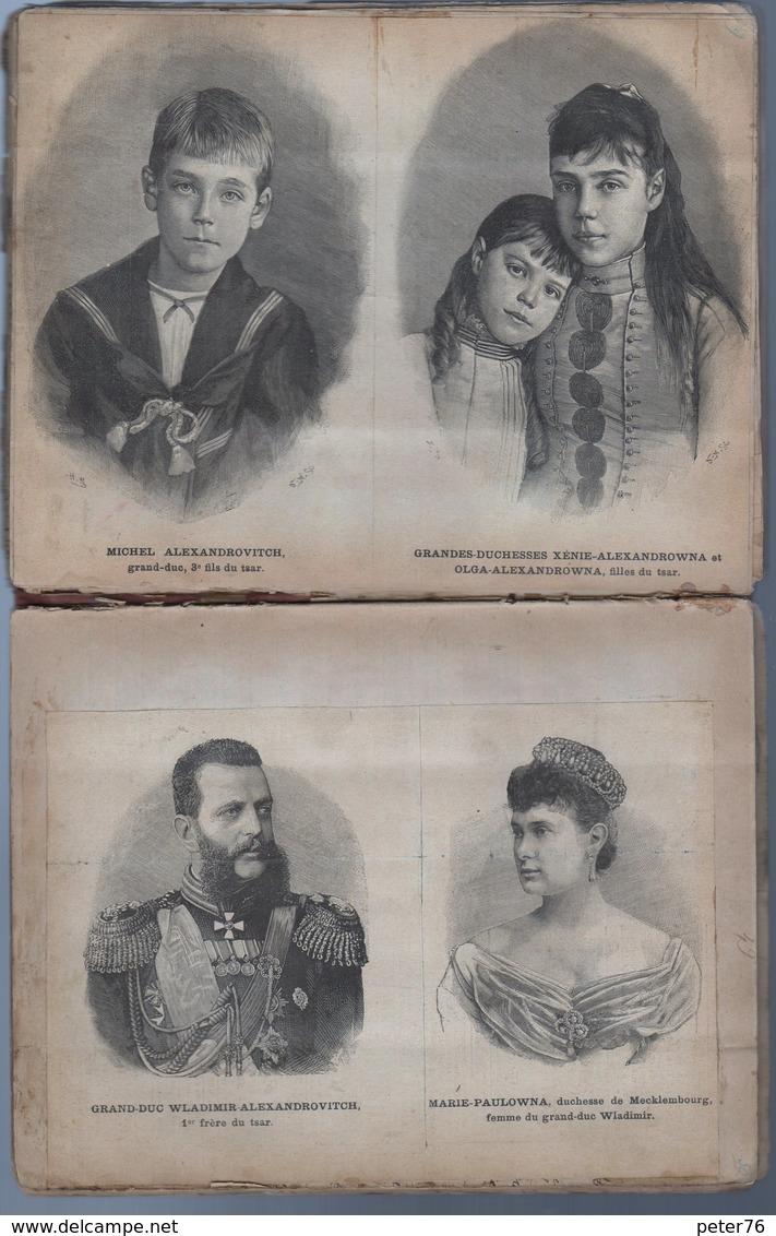 Rare Ancien Cahier Scolaire Années 1900 Rempli De Nombreuses Découpes De Journaux,revues D'époque Collées, Et Couleurs - Autres