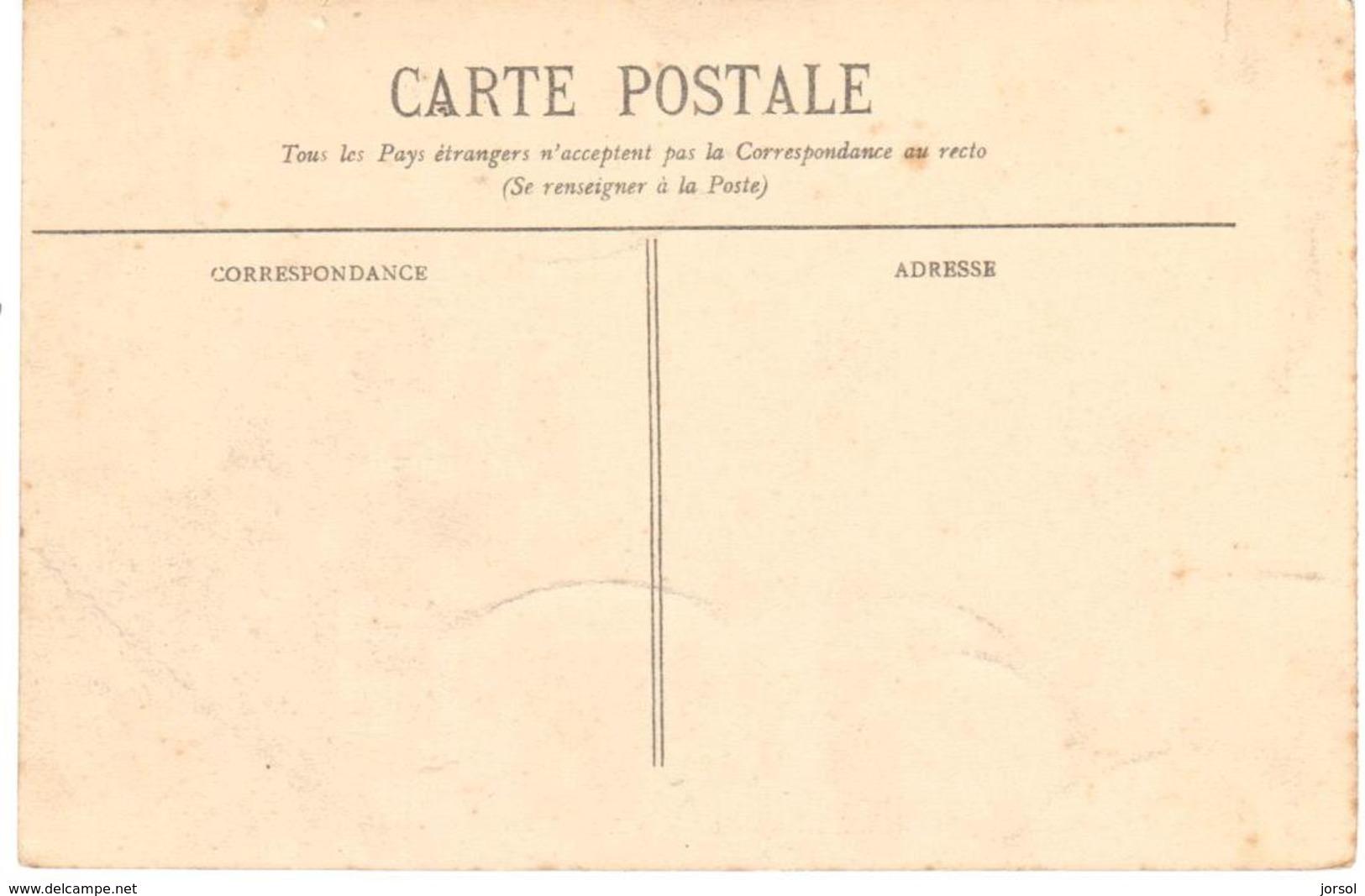 POSTAL   ALGER-BAB-EL-OUED  -ARGELIA  - BOULEVARD GÉNÉRAL-FABRE - Argelia