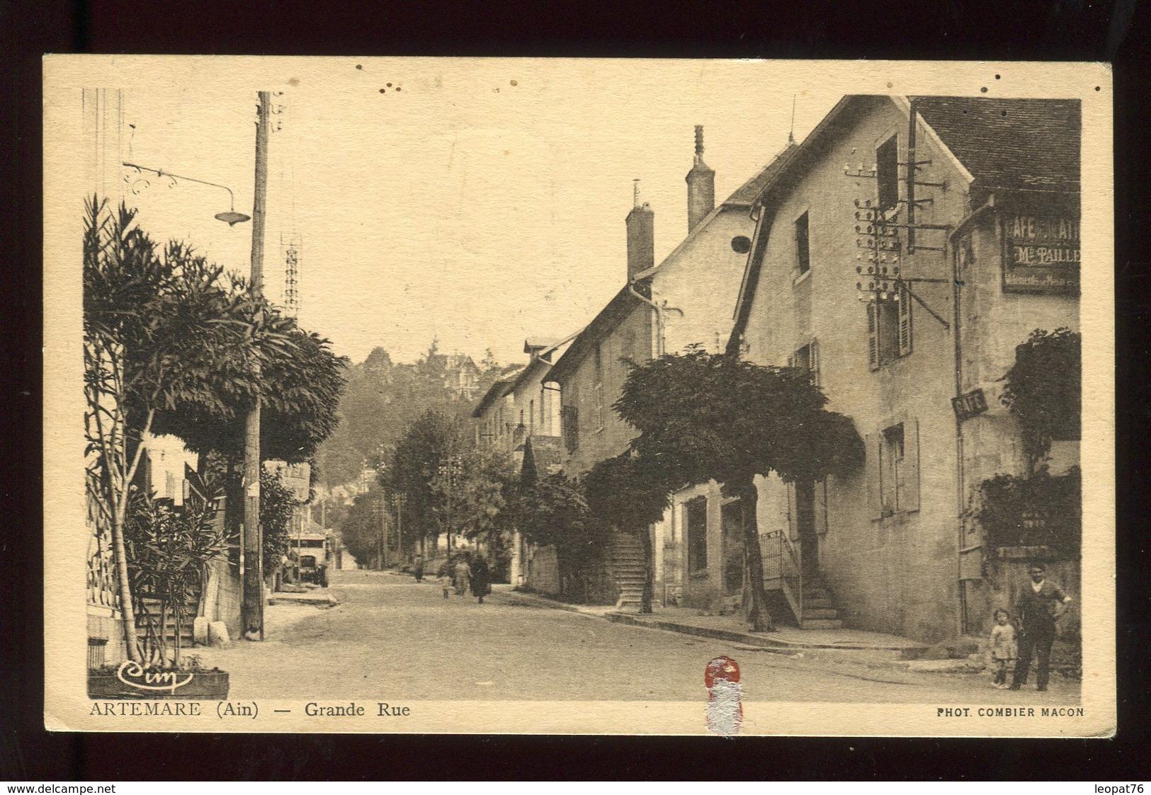 Carte Postale De Artemare En FM En 1940 - N288 - Guerre De 1939-45