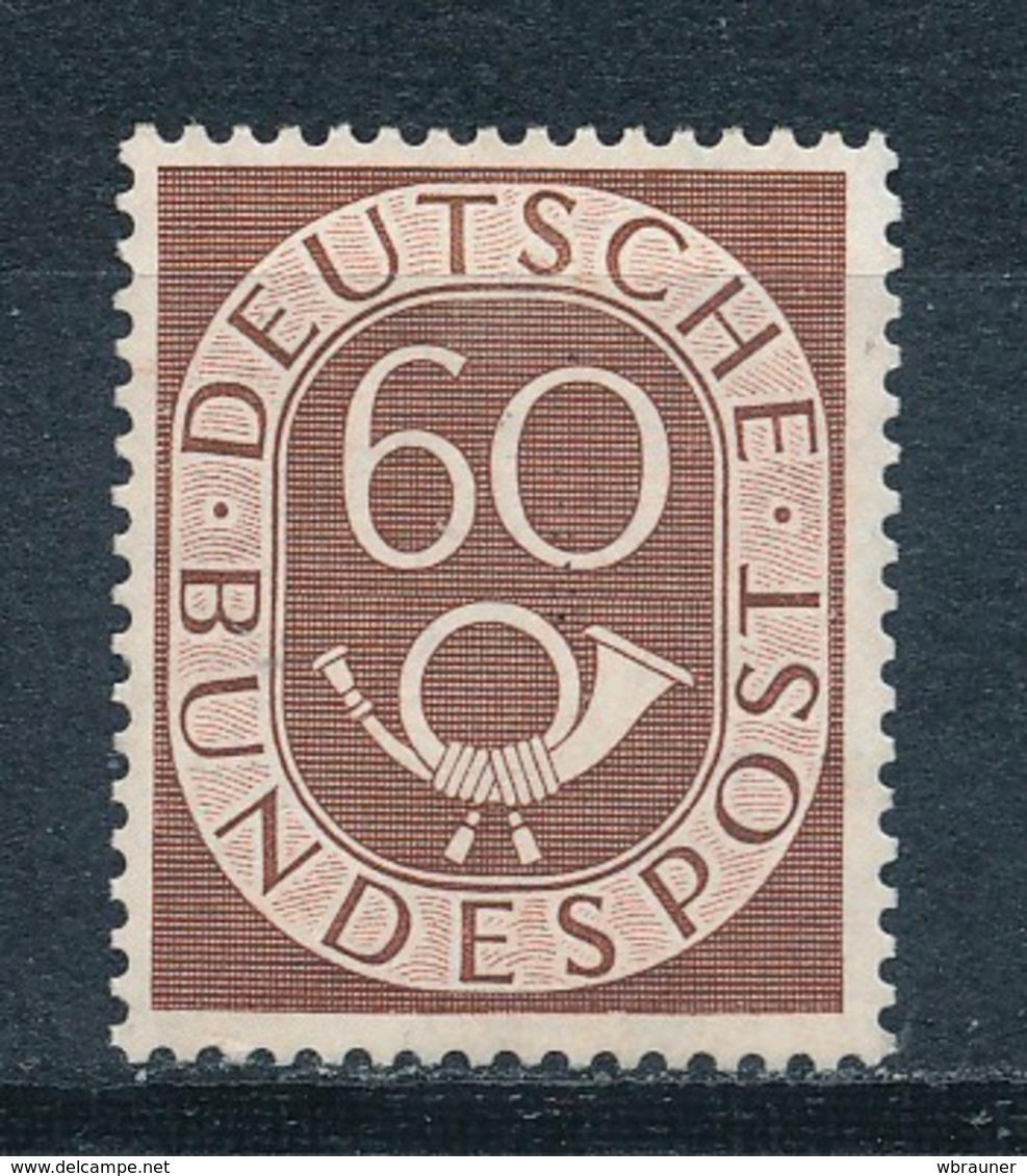 Bund 135 Neugummi Signiert Schlegel - [7] Repubblica Federale