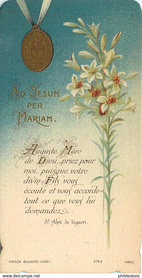 IMAGE RELIGIEUSE PIEUSE  Bouasse Lebel - Images Religieuses