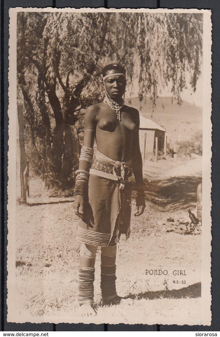 Sud Africa South - Pondo Girl - Africa