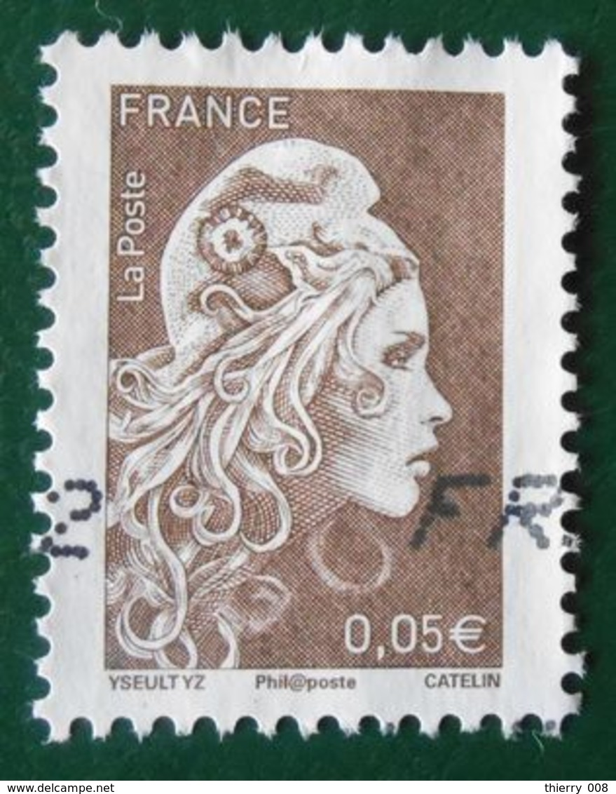 Marianne L'Engagée Yseult Digan 0,05 - 2018-... Marianne L'Engagée