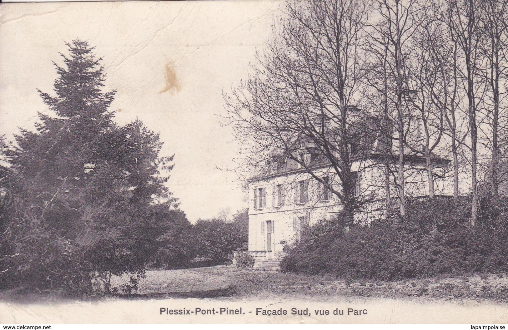 [35] Ille Et Vilaine > Saint Malo Plessis Pont Pinel Maison De Retrait Façade Sud Recherchée Rare - Saint Malo