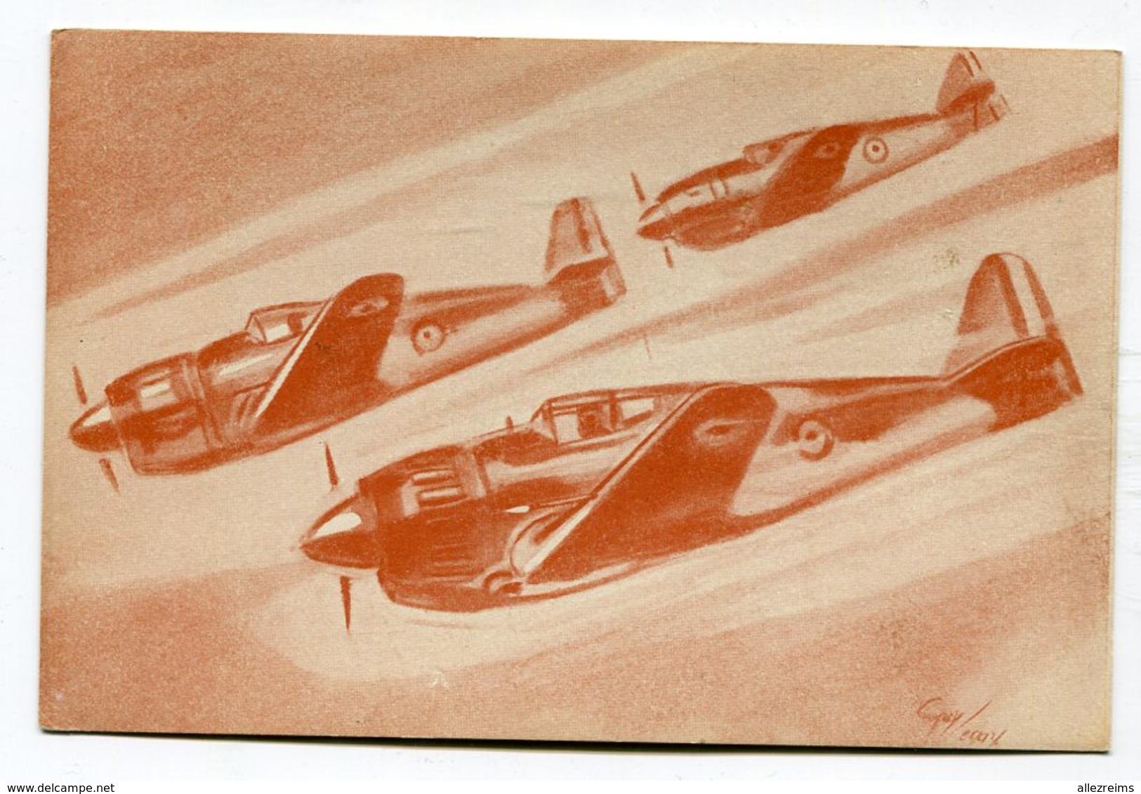 CPA  Aviation : Bloch 152 Illustrateur Guy Legay  A   VOIR   !!!! - 1946-....: Moderne