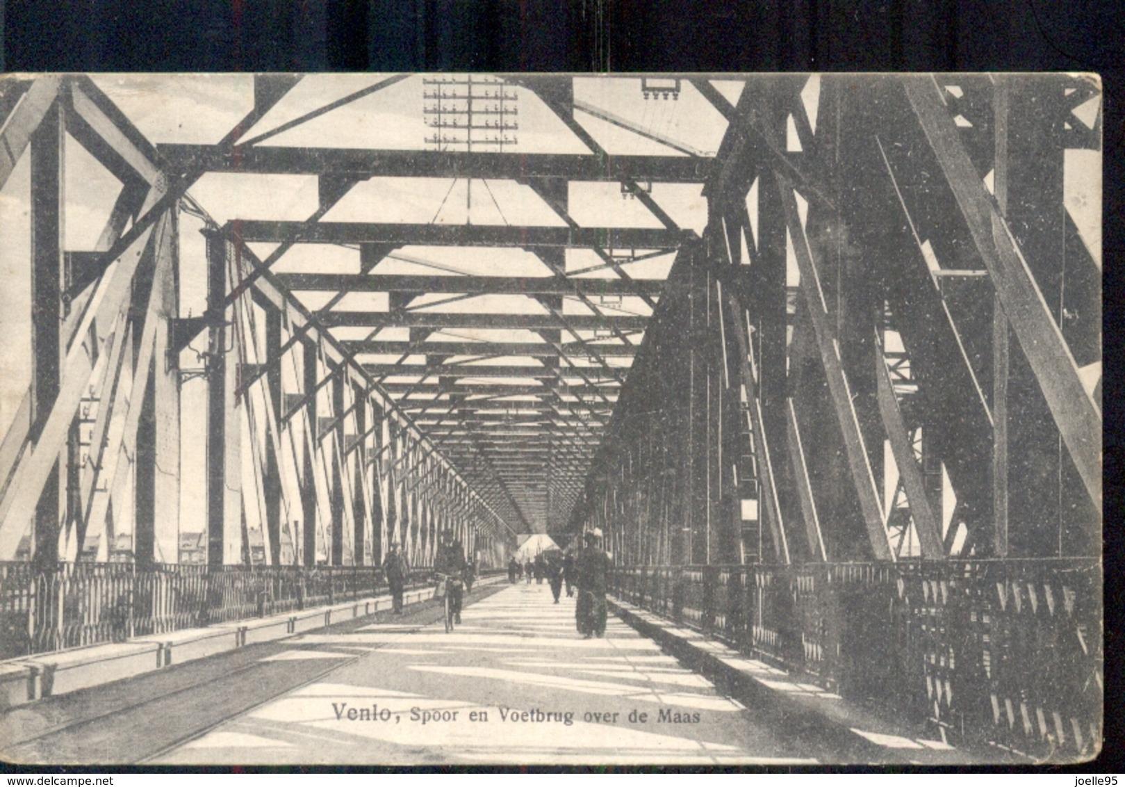 Venlo - Spoorbrug - 1920 - Venlo