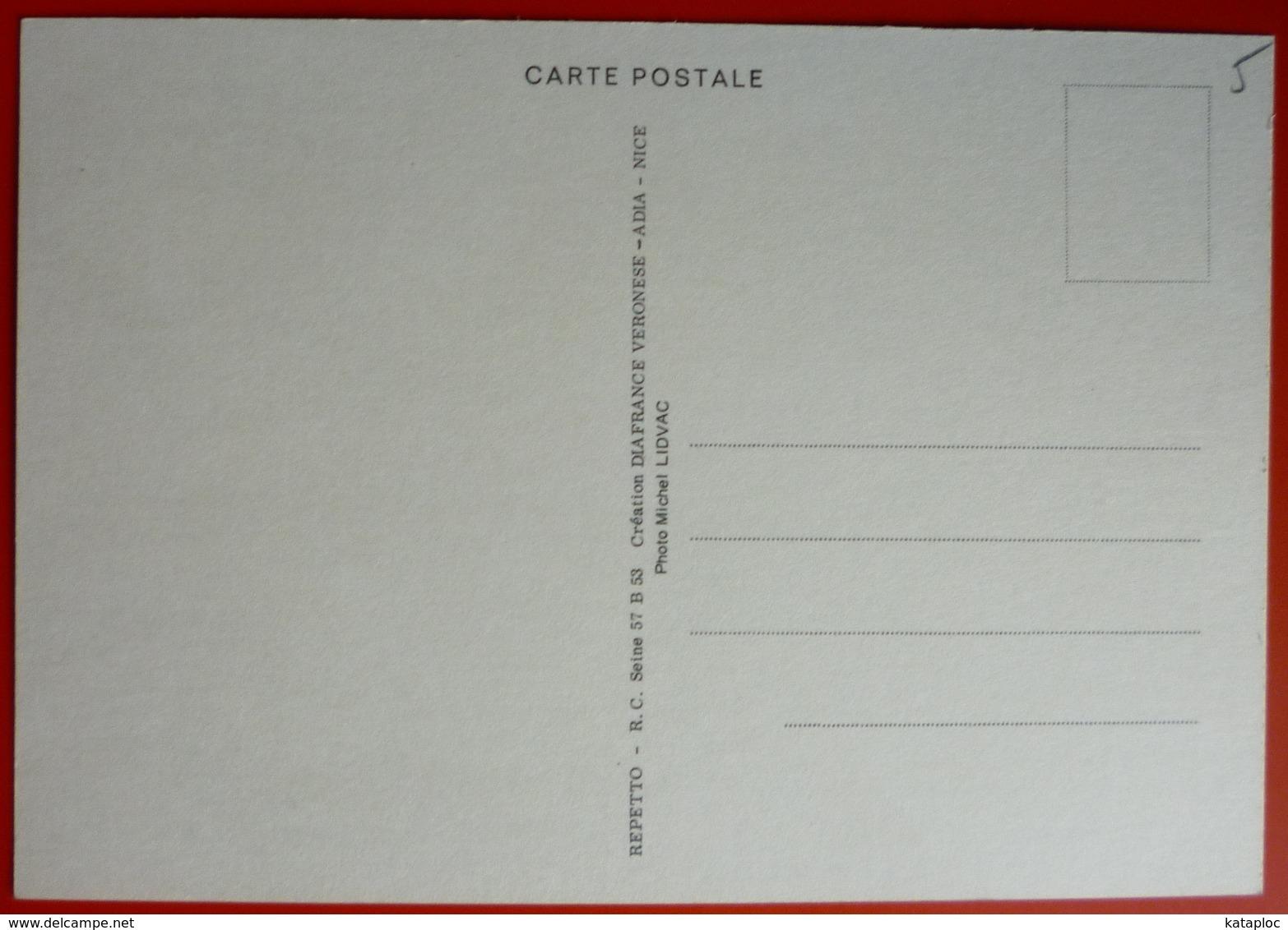 CARTE LA DANSE C'EST REPETTO - NOELLA PONTOIS - DANSEUSE OPERA - SCAN RECTO/VERSO - Danse