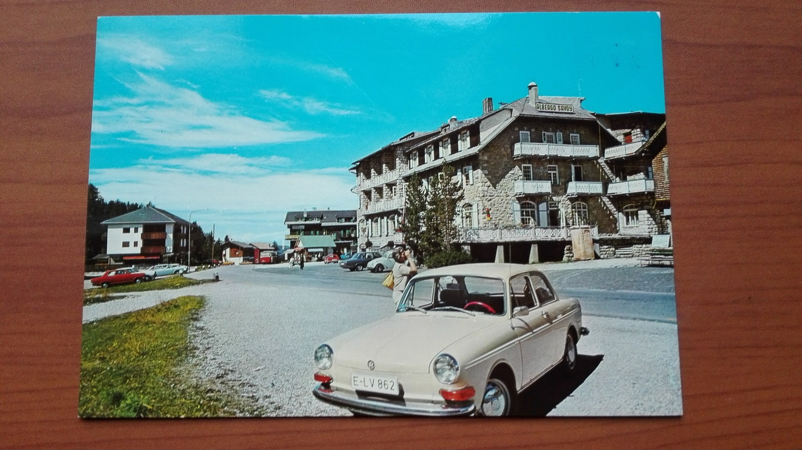 Dolomiti : Passo Carezza/Costalunga - Bolzano (Bozen)